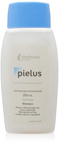 Shampoo Anticaspa 200 ml, Pielus Dl