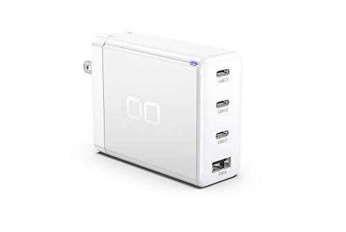 CIO USB PD 充電器 100W USB-C