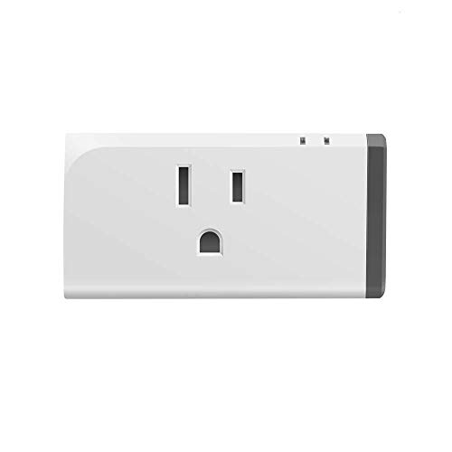 Sonoff S31 Lite Wi-Fi Smart Plug ETL Certified, Smart Socket Outlet Timer Switch, Compatible with Alexa & Google Home Assistant, IFTTT Supporting, No Hub Required