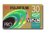 Fujifilm 3PK VHS-C VIDEO 30-MIN ( 23025038 )