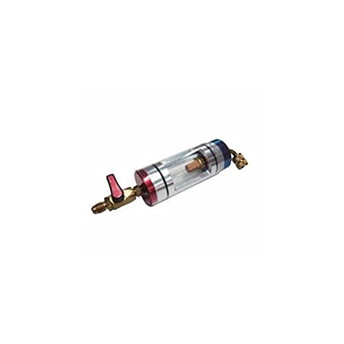 REPORSHOP - Filtro Visor Recuperacion De Gas Refrigerante Reciclaje