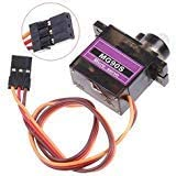 wholesale Mallofusa MG90S 9G Metal Geared Micro discount Servo for RC popular Plane Helicopter Boat Car Robot Control online