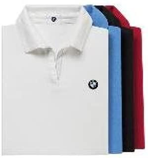 BMW Genuine Logo Ladies' Polo Shirt / White S
