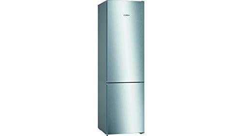 Bosch KGN39VIDA - Frigorífico Combi, Serie 4, Libre Instalación, 203x60cm, No Frost, Antihuellas, Acero Inoxidable