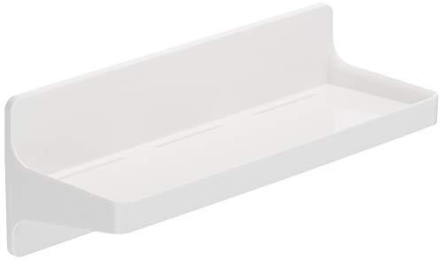 東和産業 浴室用ラック ホワイト 約17.8×6.6×6.5cm 磁着SQ マグネット ミニシェルフ 39205