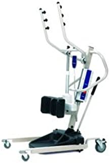 Reliant 350 Stand-Up Lift with Power Base, 39-3/5