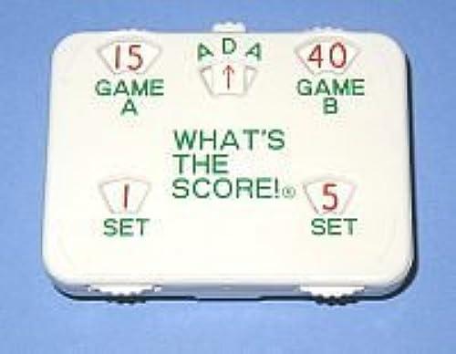 te hará satisfecho Score Score Score One Tennis Lite Scorekeeper by What's The Score  tiempo libre