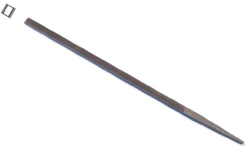 Grobet USA Swiss Pattern File Pillar Narrow 4 Inch Cut 2