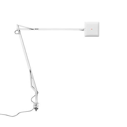 Lámpara de mesa con soporte y cable oculto, colección Kevin Edge, 7W , 8,5 x 41,4 x 47,3 centímetros, color blanco (referencia: F3456009)
