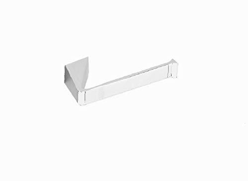 OBI Tresa Toilettenpapierhalter Papierhalter Metall Verchromt