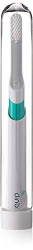 Quip Electric Toothbrush - Green - Electric Brush and Travel Cover Mount (New Edition)