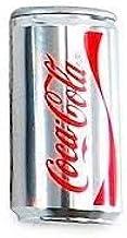 USB 16GB-32GB Modelos Varios (USB511 16GB Metalizado Lata REFRESCO Coca Cola Light)