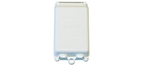 Made in USA While-In-Use Weatherproof Electric Box Cover - White