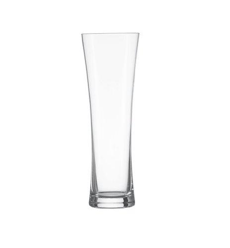 kleines Weizenbierglas mit Moussierpunkt 0,3l Beer Basic V (Karton 2 Stück)