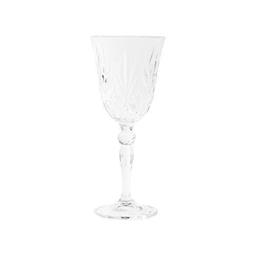 BUTLERS CRYSTAL CLUB Weißweinglas Trinken - Vin blanc - Kristall