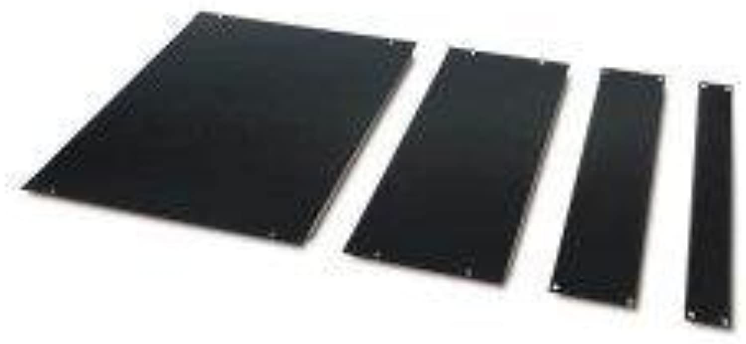 Apc - Rack Blanking Panel Kit - Black - 15U - For Netshelter Sx  Product Type  Supplies & Accessories Blank Filler Panels