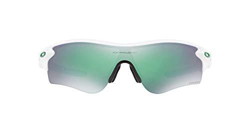 Oakley Men's Radarlock Path (A) Sunglasses,White