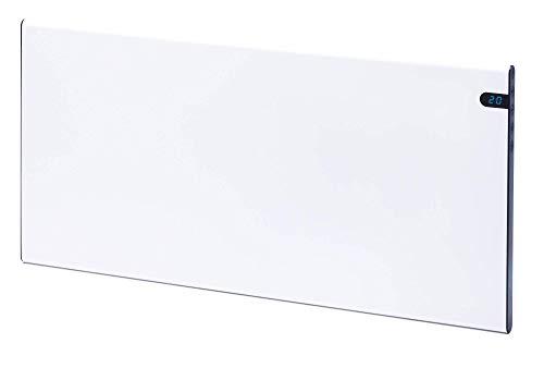 Bendex LUX ECO - Termoconvettore da parete 1810101 BPE10KDT, riscaldamento,1000 W, 230 V, colore: Bianco