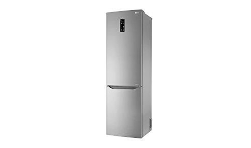 LG GBP20PZQFS Independiente 343L A+++ Acero inoxidable nevera y congelador - Frigorífico (343 L, SN-T, 14 kg/24h, A+++, Compartimiento de zona fresca, Acero inoxidable)