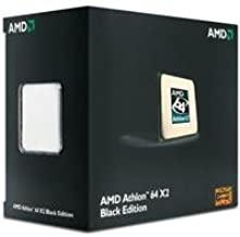 AMD AD775ZWCGHBOX Athlon 64 X2 7750 Black Edition 2.7GHz SKT AM2+ 3MB FSB1000 95W Processor - Retail