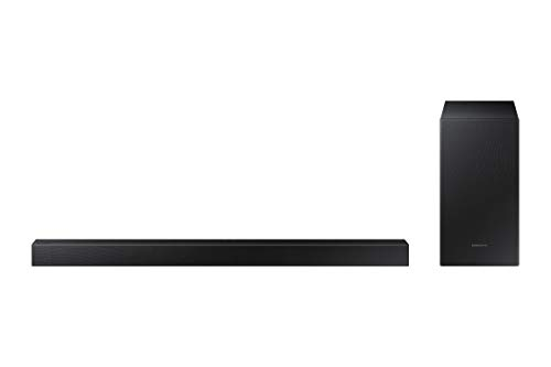 Samsung T45E 2.1 Channel Soundbar with Wireless Subwoofer (200 W, 3 Speakers, Dolby Digital)