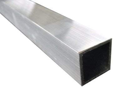 Amazon   アルミ角パイプ 40ミリ×40ミリ×肉厚2.0ミリ 長さは1センチ単位で自由カット (81-100センチ)   金属素材(線・板・棒)