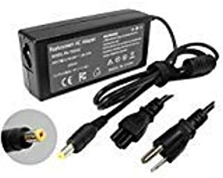 Rockety Compatible Pa-1700-02 Laptop Charger Replacement for Acer Pa 1700 02 PA-1650-02 PA-1650-22 PA-1650-69 A13-040N3A Da-40a19 Aspire E5 E15 V5-571 V5-171 5251 Notebook AC Power Adapter Supply.