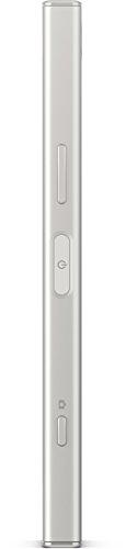Sony Xperia XZ1 Compact Smartphone (11,65 cm (4,6 Zoll) Triluminos Display 19MP Kamera, 32GB Speicher, Android) Silber - Deutsche Version