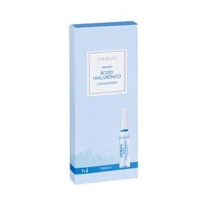 Ampollas faciales ácido hialurónico concentrado - Caja 7 ampollas (14 ml)