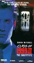 Class of 1999 II: The Substitute VHS