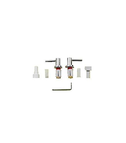 Sedile Wc Pozzi Ginori 500.41969 Kit Cern Norm Sed Easy Cr 500