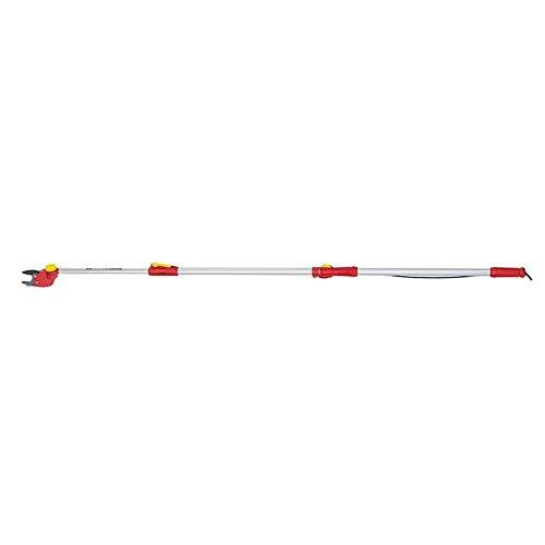 WOLF-Garten - 2-schneidige Baumschere POWER DUAL CUT RR 400 T; 73ACA002650, Aluminium / Rot / Gelb