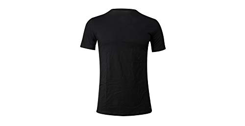 Fila FU5002, T-Shirt Uomo, Black, XXL