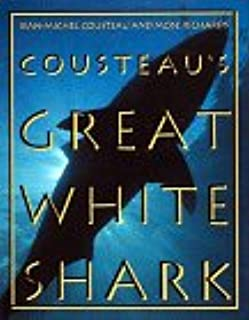 Cousteau's Great White Shark (Abradale Books)