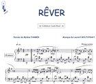 Partition : Rêver - Piano et Paroles