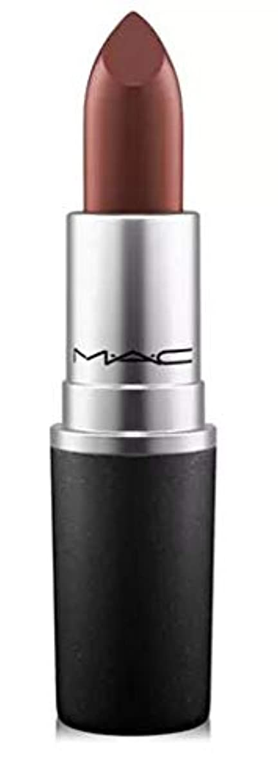 たるみ嘆願ゴールドマック MAC Lipstick - Plums Film Noir - intense brown (Satin) リップスティック [並行輸入品]
