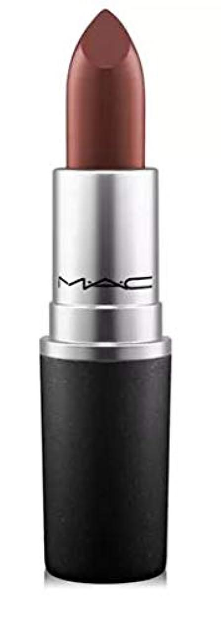 タイプ好むマカダムマック MAC Lipstick - Plums Film Noir - intense brown (Satin) リップスティック [並行輸入品]