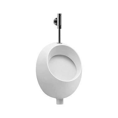 VBChome Urinal Zulauf von Oben Keramik Hochwertig Modern Pissoir Pico