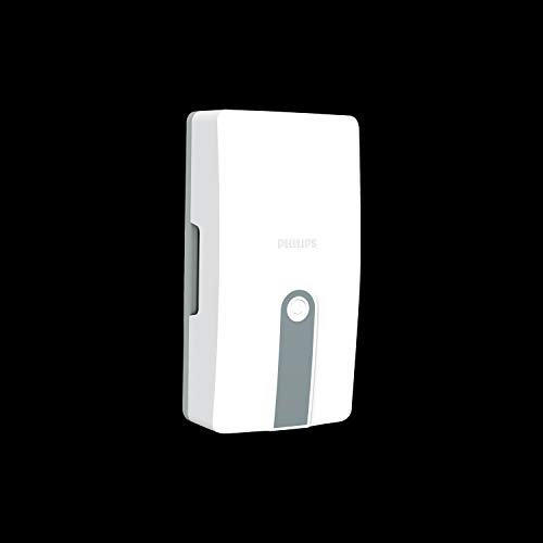 Philips Smart Buzz Ding Dong Doorbell (Grey)