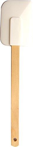 Birambeau 9043Raclette Morbida Legno/Silicone Beige 27,5x 5,6x 1cm