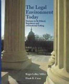 comprar comparacion Legal Environment Today