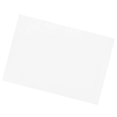 Artibetter Appuyez sur Les Badges de Patch Feuilles Adhésives Patch de Vêtements Double Face Adhésif Patchs en Tissu Blanc pour Vêtements Pantalons Jeans Vestes Réparation Décoration