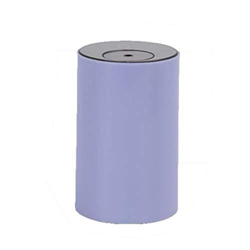 Jiayi auto aromatherapie luchtreiniger multifunctionele mini aromatherapie USB luchtbevochtiger auto Essential verdamper parfum olie violet