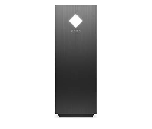 HP - Gaming GT11-0013nl Desktop Pc, Intel Core i7-10700, RAM 16 GB, SSD 512 GB, nVidia RTX 2060 8GB, Windows 10 Home, DTS Headphone: X Technology, HDMI; DisplayPort; USB Type-C, nero