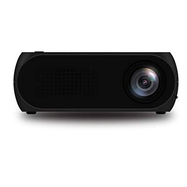 WG YG320 LCD Home Theater Projector LED Projector 400 Lm Support 1080P (1920X1080) 24-80 Inch Screen/QVGA (320X240)
