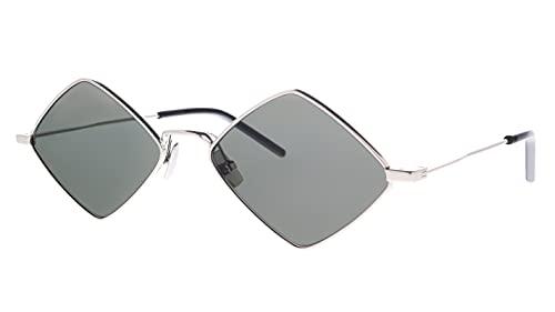 SAINT LAURENT Occhiali da Sole SL 302 LISA Silver/Grey 55/17/145 unisex