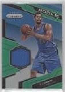 A.J. Hammons (Basketball Card) 2016-17 Panini Prizm - Rookie Jerseys - Green Prizm #40