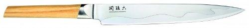 Kai Seki Magorroku - Cuchillo para trar (hoja de 22,5 cm)