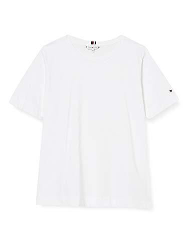 Tommy Hilfiger Damska koszulka Th Essential Relaxed C-nk Tee Ss