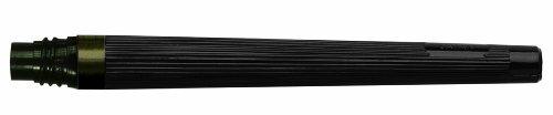 Pentel - Recambio para pincel Color Brush de tinta pigmentada. Color negro.